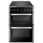 CFC630SS - 60cm double cavity freestanding cooker