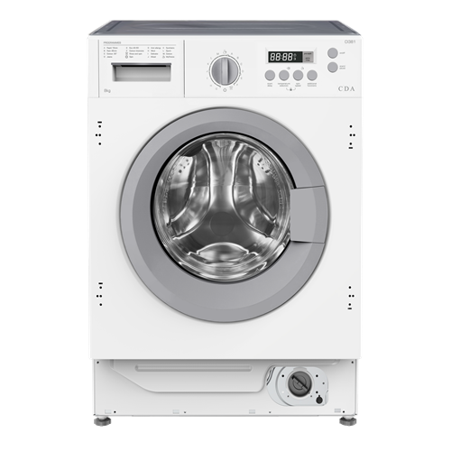 CI381 - 8kg Integrated washing machine