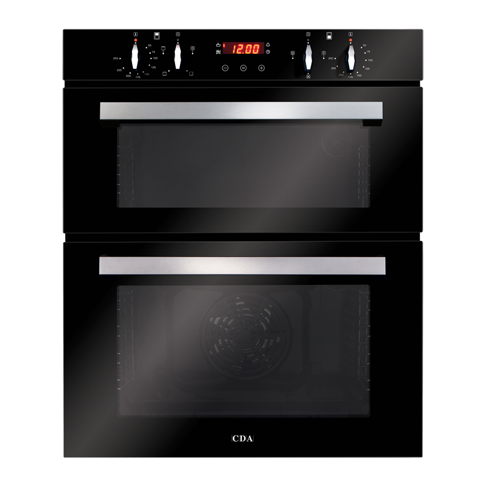Double Ovens Built In Double Wall Ovens Cda Appliances