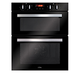 DC740BL - Built-under electric double oven
