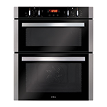 DC740SS - Built-under electric double oven