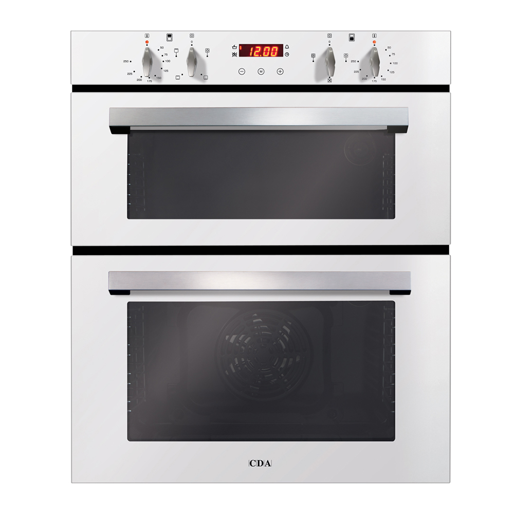Dc740wh Built Under Electric Double Oven Cda