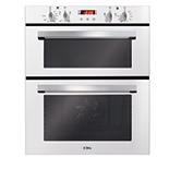DC740WH - Built-under electric double oven