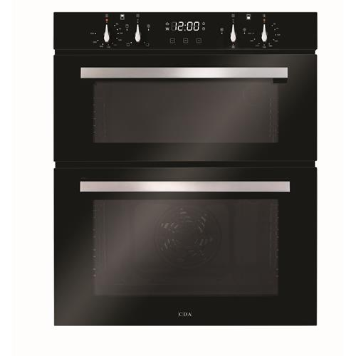 DC741BL - Built-under electric double oven