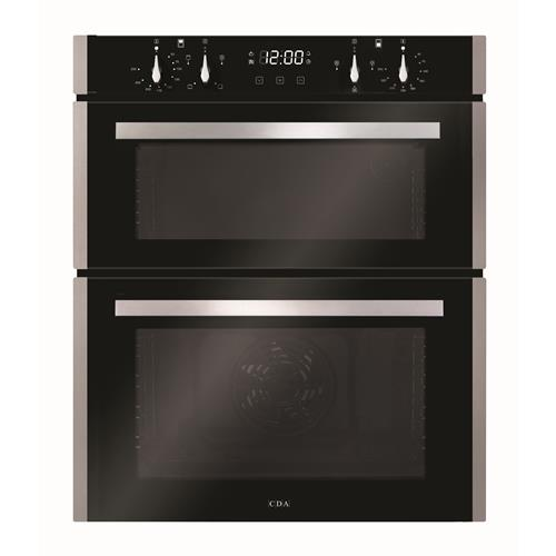 DC741SS - Built-under electric double oven