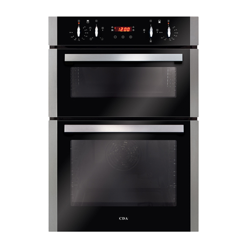 DC940SS - Built-in electric double oven | CDA Appliances | Built for