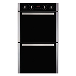 DK1151SS - Built-in electric double tower oven