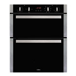 DK751SS - Built-under electric double oven