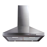 ECH61SS - Chimney extractor