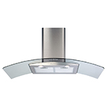 ECP102SS - Curved glass extractor