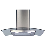 ECP72SS - Curved glass extractor