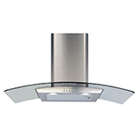 ECP82SS - Curved glass extractor
