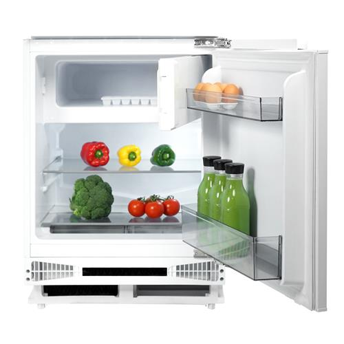FW254 - Integrated/ under counter fridge with ice box