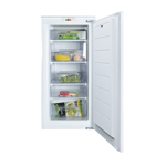 FW582 - Integrated three-quarter height freezer