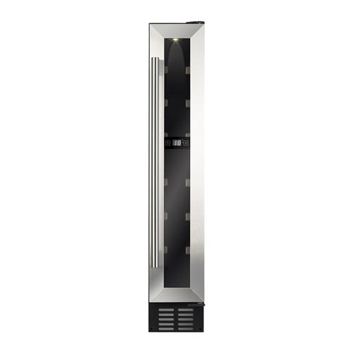 FWC153SS - Freestanding/ under counter slimline wine cooler