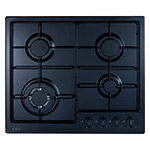 HG6250BL - Four burner gas hob