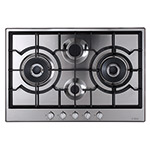 HG7500SS - Four burner gas hob