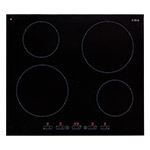 HN6411FR - Four zone eco induction hob