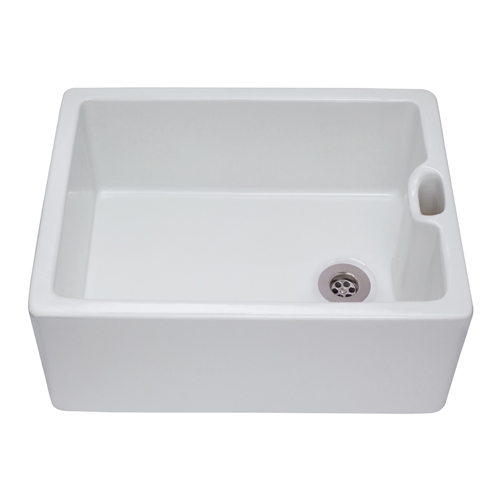KC10WH - Ceramic Belfast sink