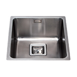 KSC23SS - Stainless steel undermount single bowl sink
