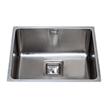 KSC24SS - Stainless steel undermount single bowl sink