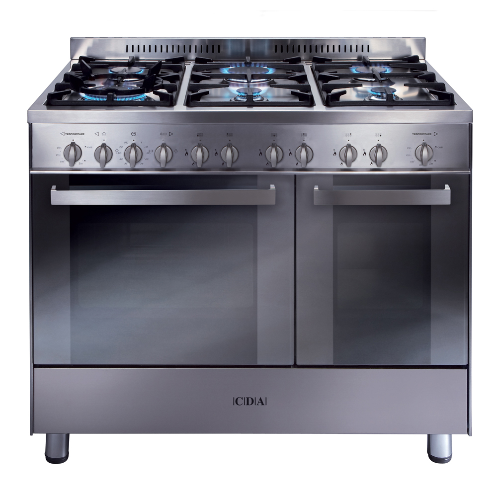 Rc9322ss 90cm Twin Cavity Gas Range Cooker Cda