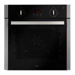 SC360SS -  Thirteen function electric pyrolytic oven with timer