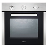 SG120SS - Five function gas oven