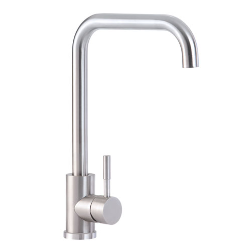 TC61SS - Single lever stainless steel tap