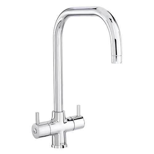 TC65CH - Monobloc tap with quad spout