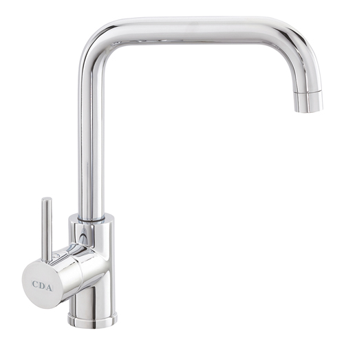 TC66CH - Side single lever tap with quad  spout