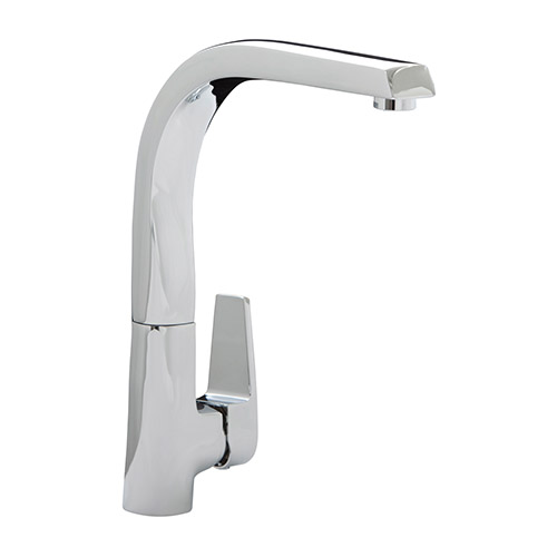 TV5CH - Contemporary side single lever tap