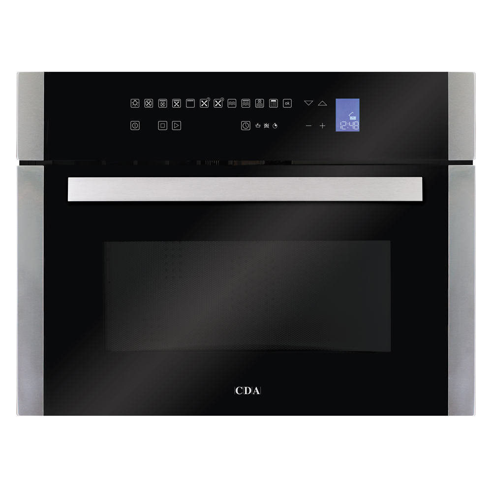 Vk901ss Compact Combination Microwave Grill And Fan Oven
