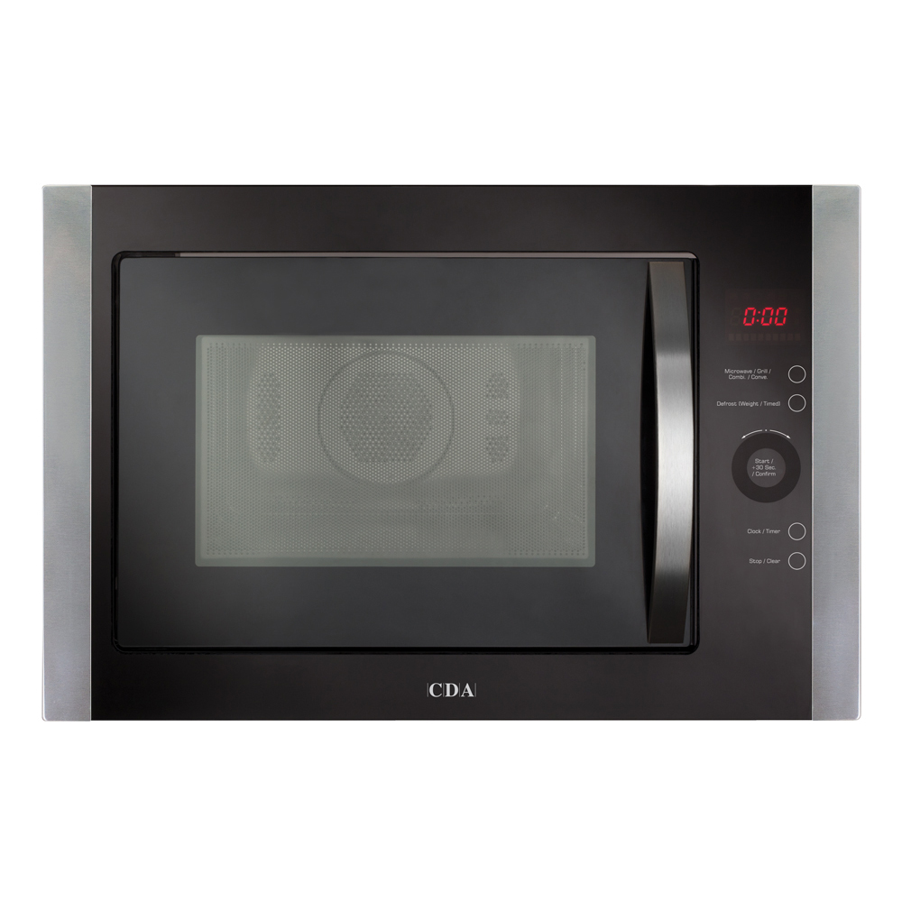 Vm451ss built in microwave oven grill and convection for Small built in microwave oven