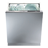 WC142 - Integrated dishwasher