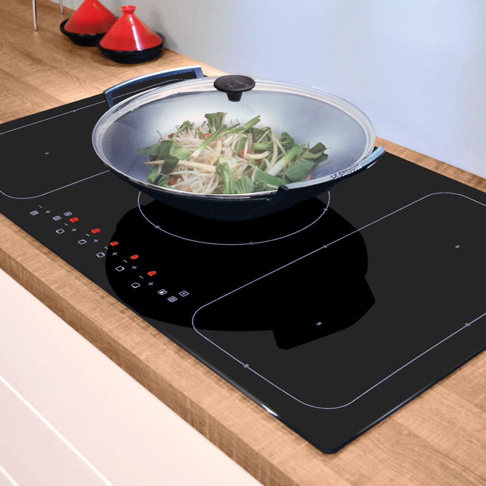 Hn9611fr Five Zone Induction Hob Cda Appliances Built For Your Cooker Circuit Board Pcb Zoom