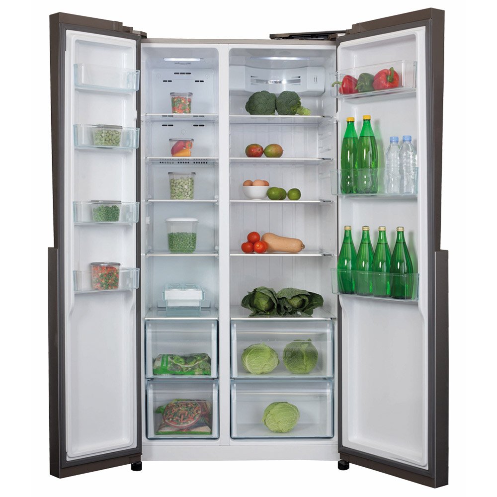 Side by side integrated fridge freezer - Pc52sc Pc52sc Pc52sc Pc52sc Pc52sc