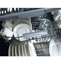 dishwasher capacity
