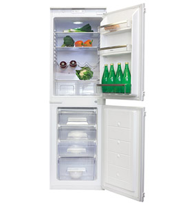 Integrated Fridge Freezers