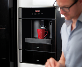 a picture of a coffee machine