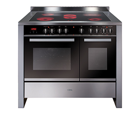 a picture of an electric range cooker