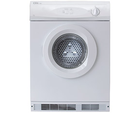 a picture of a freestanding tumble dryer