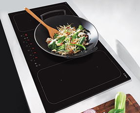 a picture of an induction hob