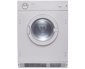 a picture of an integrated tumble dryer