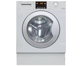a picture of an integrated washing machine