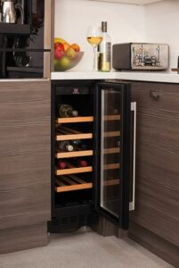 We Also Offer Integrated Wine Coolers, Capable Of Storing Between 24 55  Bottles, Which Can Be Installed At Eye Level In The Kitchen To Best Display  Your ...
